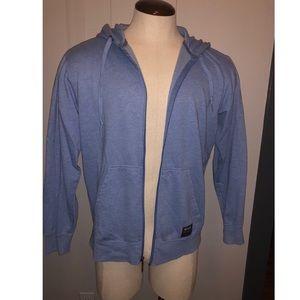 EUC ripcurl zip up hoodie